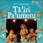 Concorso di <em>ta'iri pā'umotu</em>, una tecnica chitarristica molto particolare