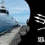 Sea Shepherd a Tahiti