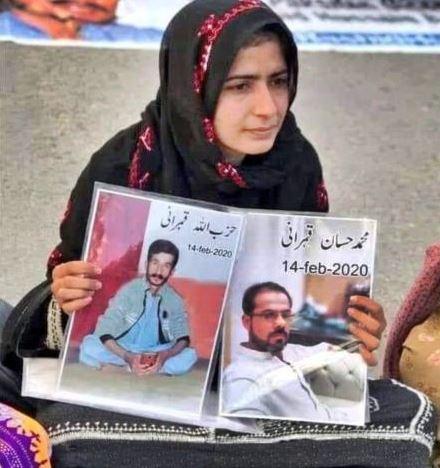 pakistan eliminazione dei beluci