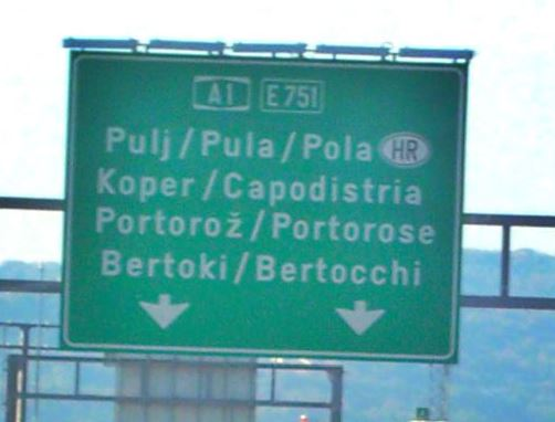minoranze croazia arbënishtë istrorumeni istrioti