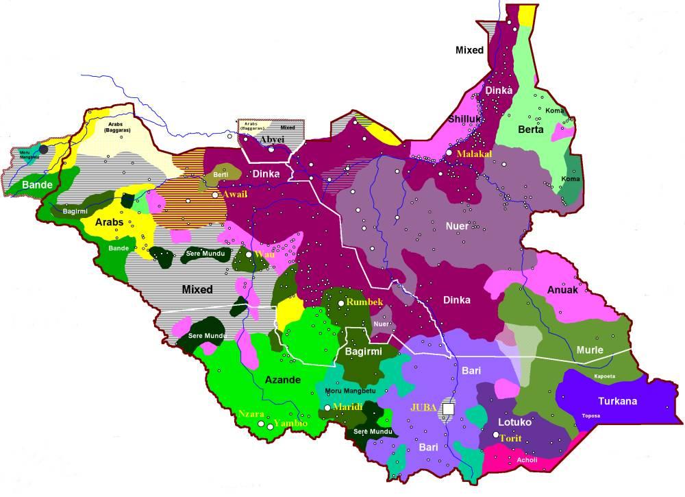 paolino lukudu loro sud sudan