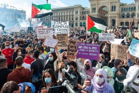 obiettivo dei palestinesi distruggere israele
