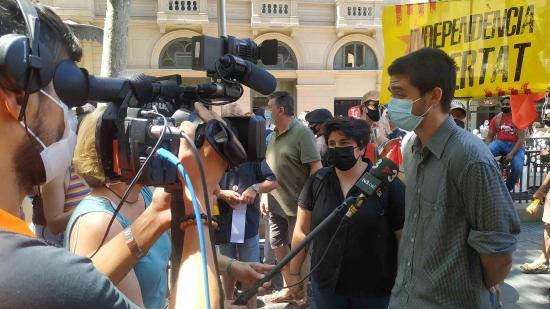 grazia ai prigionieri politici catalani