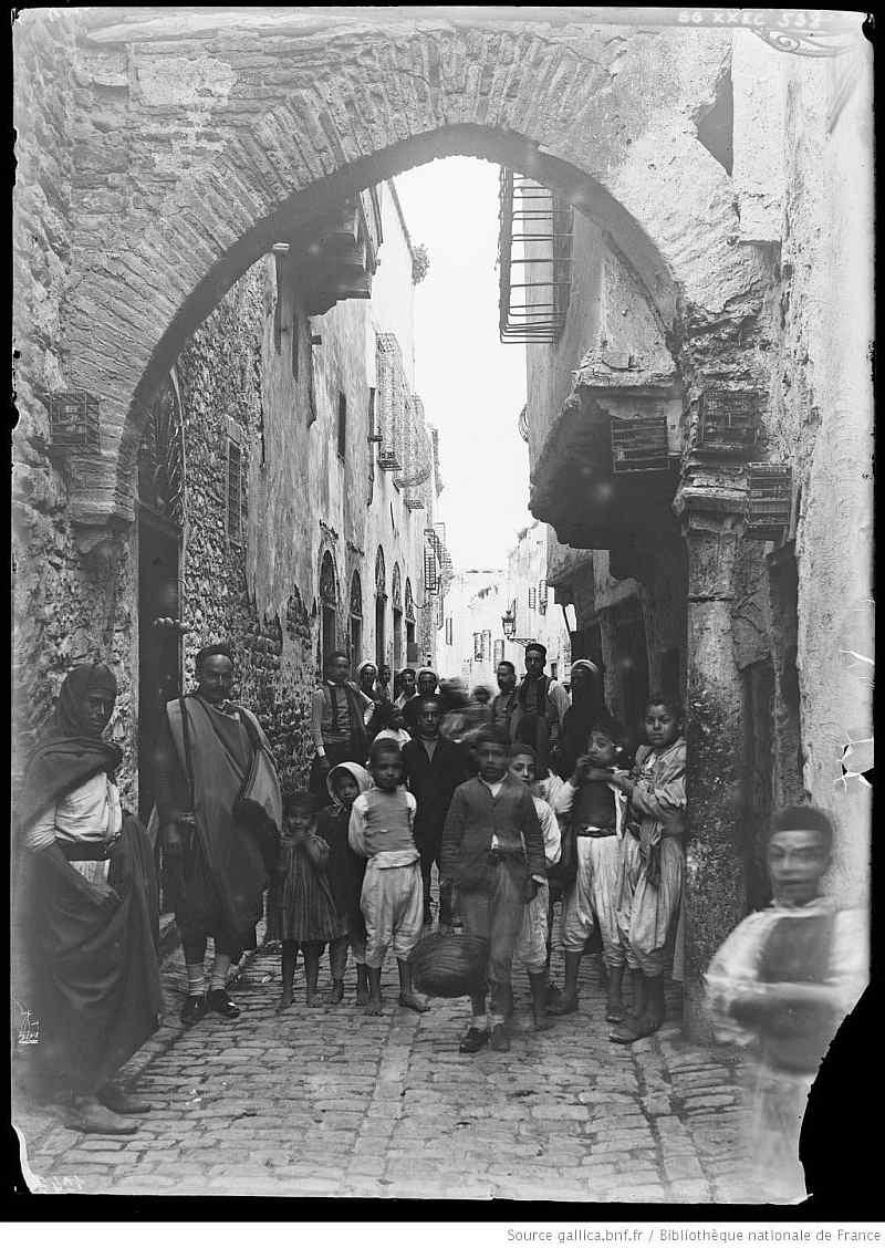comunità ebraica in tunisia